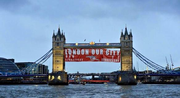 London is ours