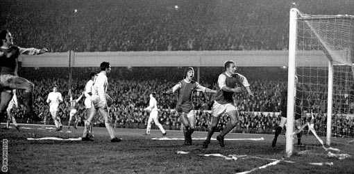 Arsenal vs. Anderlecht 1970 Fairs Cup Final