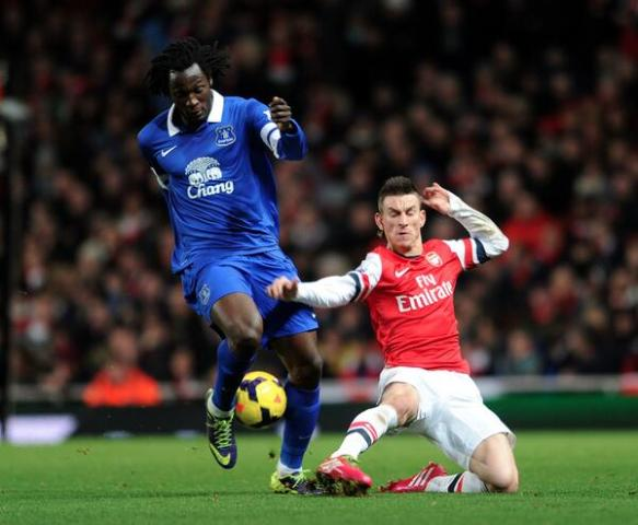 Ooh I Wanna Dance With Koscielny