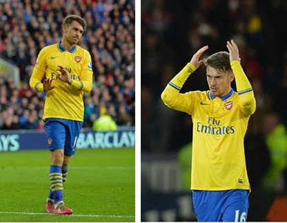 Ramsey Shows His Respect For Cardiff City