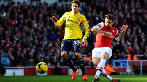 Soccer - Barclays Premier League - Arsenal v Sunderland - Emirates Stadium