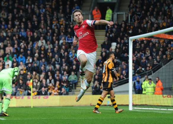 Ramsey Returned With Another Goal