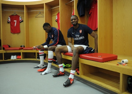 Welcome Back Abou Diaby