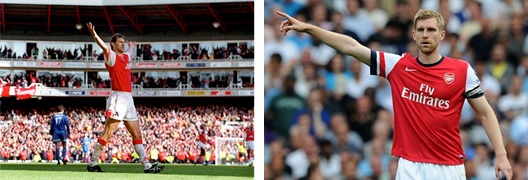 Mr Arsenal and The BFG