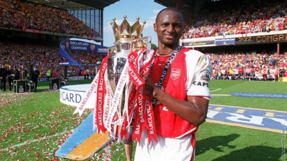 Patrick Vieira - Arsenal Legend