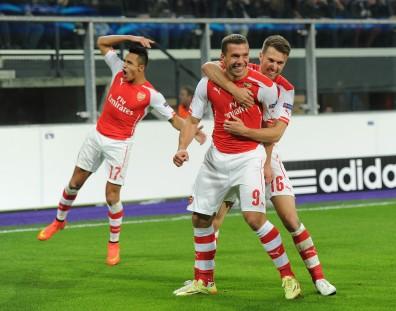 RSC Anderlecht v Arsenal FC - UEFA Champions League