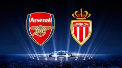 Arsenal vs. AS Monaco