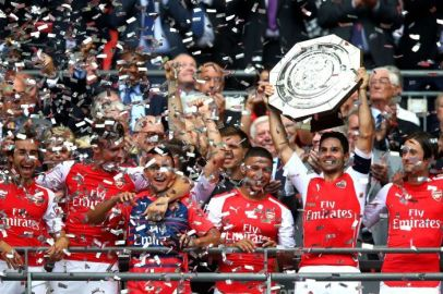 Arsenal will be looking for another positive result against Man City