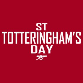 St.Totteringham's Day