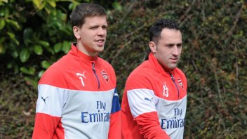 Who's Your No.1 - Szczesny or Ospina
